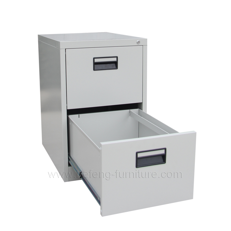 Attractive Two Drawer File Cabinet Innovative Steel Filing Cabinet Metal 2 Drawer File Cabinet