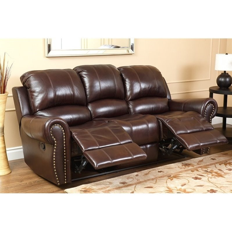 Attractive Two Piece Sofa Set Abson Living Hogan Leather Reclining 2 Piece Sofa Set Ch 8811