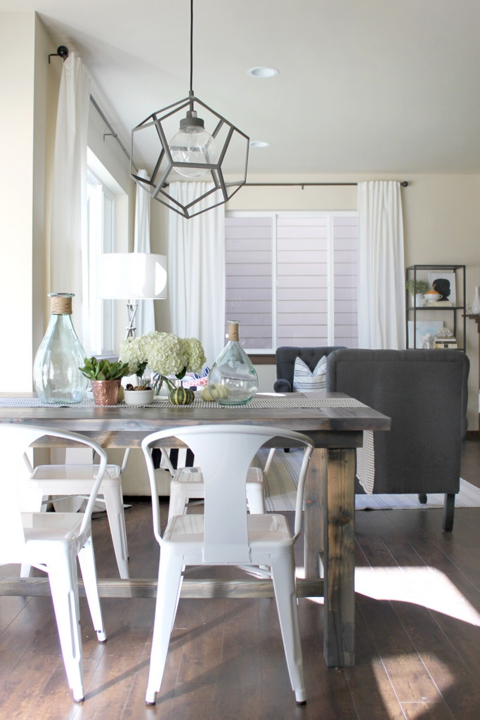 Attractive White And Wood Kitchen Chairs Best 25 Farmhouse Table Chairs Ideas On Pinterest Farm House