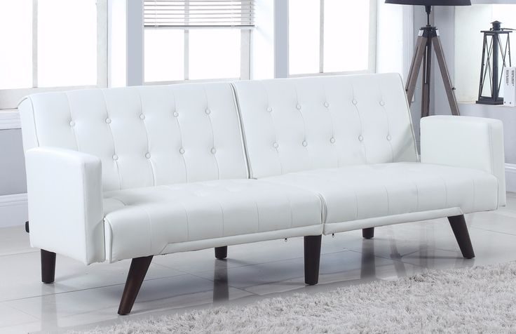 Attractive White Futon With Arms 17 Best Sofamania Futon Images On Pinterest Futons Linen Fabric
