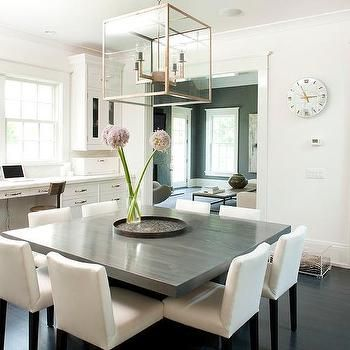 Attractive White Kitchen Dining Chairs Best 25 Gray Dining Tables Ideas On Pinterest Gray Dining Rooms