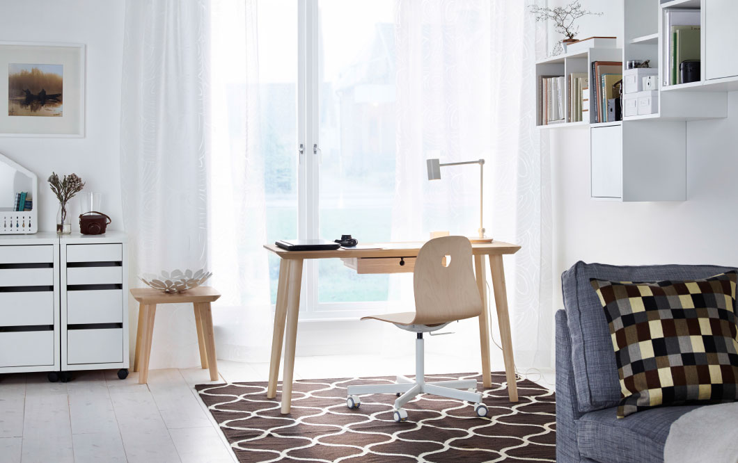 Attractive White Office Furniture Ikea Choice Home Office Gallery Office Furniture Ikea