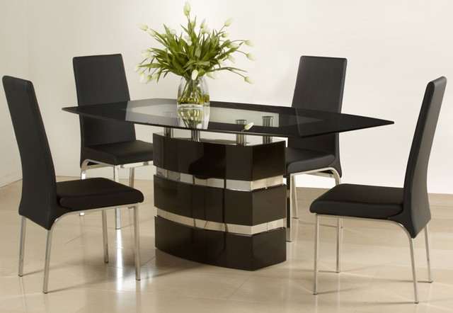 Attractive Wood And Glass Dining Table Designs Dining Table Designs In Wood And Glass Latest Modern Glass Wood