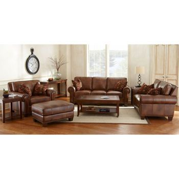 Awesome 4 Piece Leather Living Room Set 4 Piece Leather Living Room Set Insurserviceonline