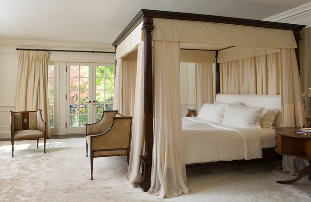 Awesome 4 Poster Cal King Bed California King Canopy Bed Houzz