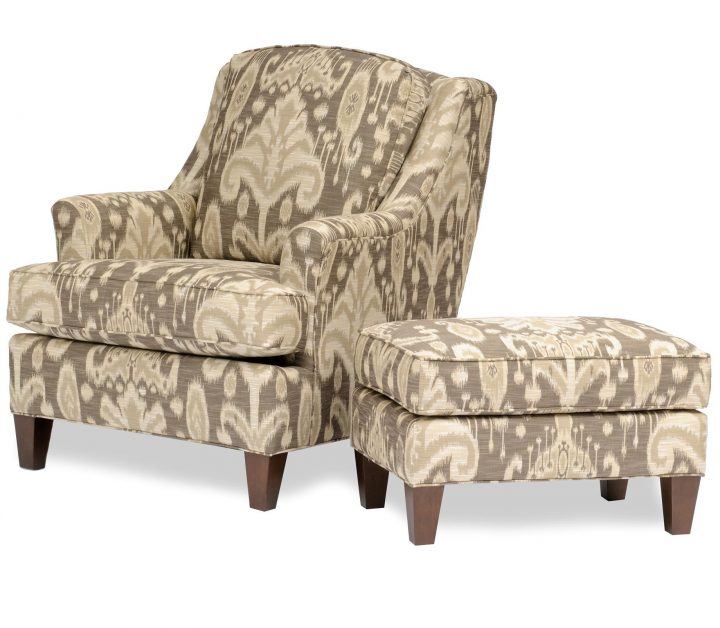 Awesome Accent Chairs With Arms And Ottoman Ottoman Exquisite Delightful Upholstered Accent Chair Furniture