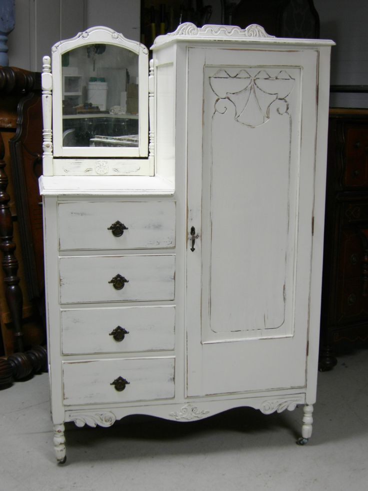 Awesome Armoire Dresser With Mirror 446 Best Dresser Wardrobe Images On Pinterest Furniture Ideas