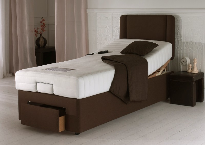 Awesome Ashley Adjustable Bed Frame Ashley Electric Adjustable Bed World Of Beds The Bed