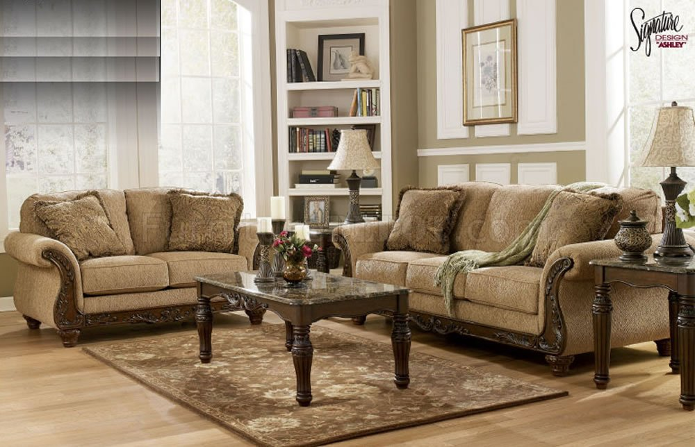 Awesome Ashley Furniture Chenille Sofa Amber Chenille Fabric Sofa Loveseat Set Ashley Design