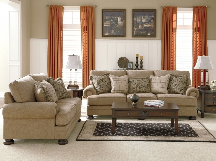 Awesome Ashley Furniture Chenille Sofa Ashley Furniture Room Ideas Oversized Chenille Sofa Couch Set 10