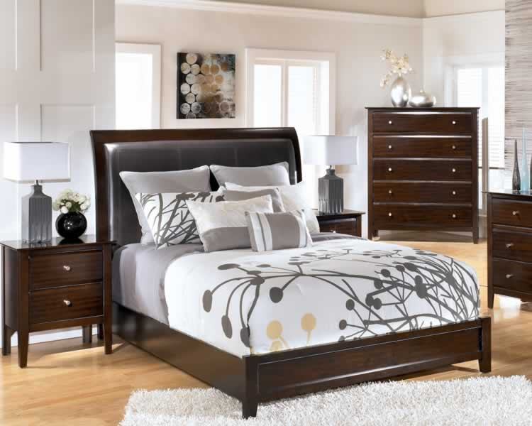 Awesome Ashley Furniture Fabric Headboard Contemporary Upholstered Headboards Steveb Interior How To