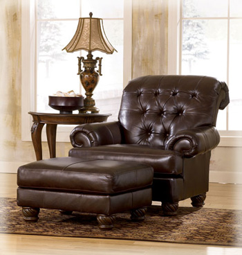 Awesome Ashley Furniture Leather Chair Ashley Furniture Leather Chair Furniture Design Ideas