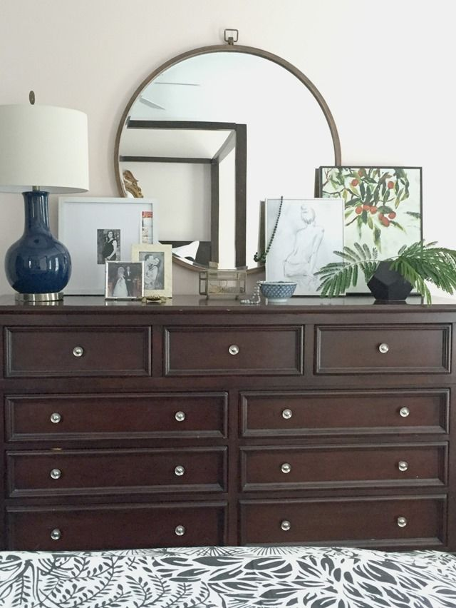 Awesome Bedroom Dresser With Mirror Best 25 Dresser Mirror Ideas On Pinterest Bedroom Dresser