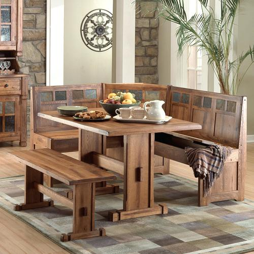 Awesome Bench Table Set Ikea Dining Table Set With Bench Amarillobrewingco