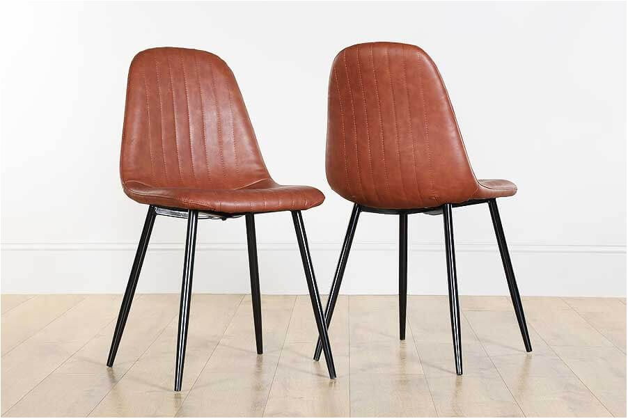 Awesome Black And Brown Dining Chairs Brilliant Leather Dining Chairs Black Brown Coloured Leather Dining