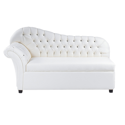 Awesome Black And White Chaise Leather Sofas For Rent Leather Chairs For Rent Event Furniture