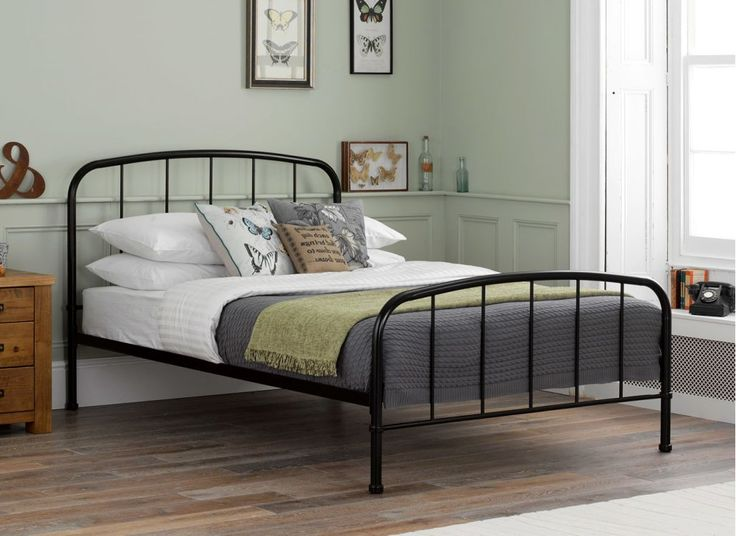 Awesome Black Wire Bed Frame Best 25 Black Metal Bed Frame Ideas On Pinterest Black Metal