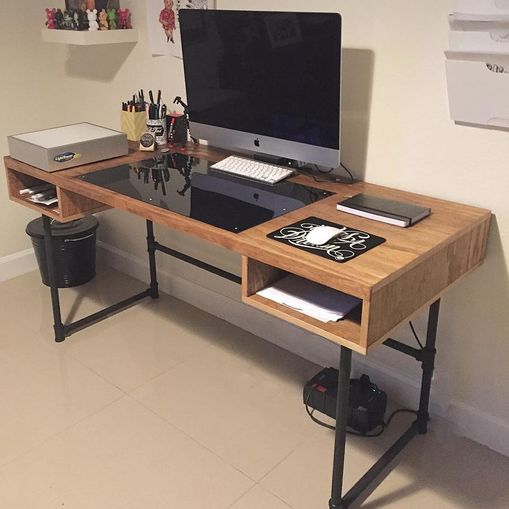 Awesome Build Office Desk Best 25 Build A Desk Ideas On Pinterest Long Desk Filing