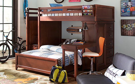 Awesome Bunk Beds For Kids Affordable Bunk Loft Beds For Kids Rooms To Go Kids