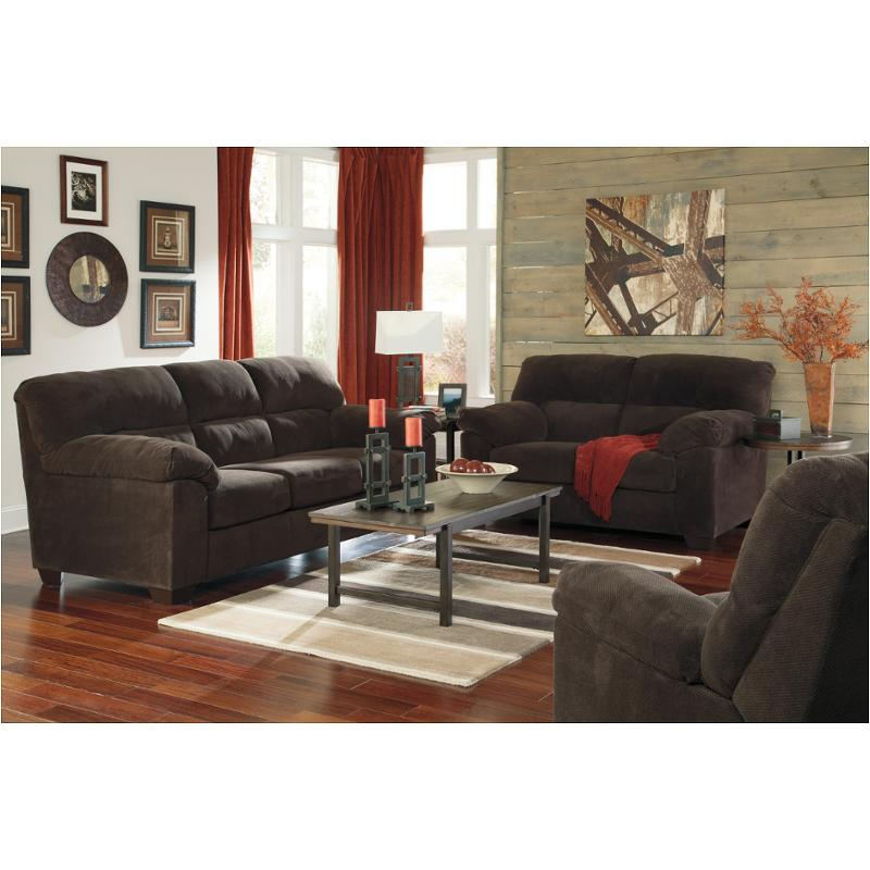 Awesome Chocolate Living Room Furniture Ashley Furniture Zorah Chocolate Living Room Sofa