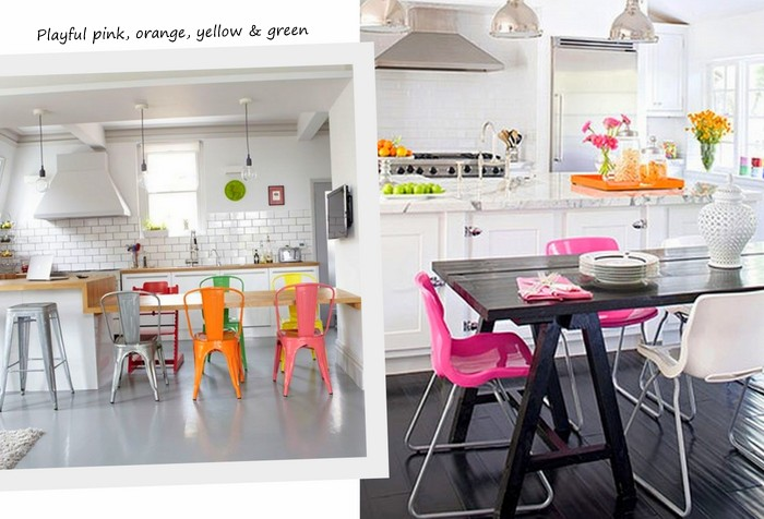 Awesome Colorful Kitchen Chairs Colorful Kitchen Chairs Charlotte S Chitter Chatter Kitchen Chairs
