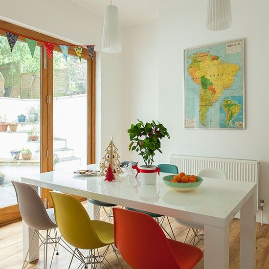 Awesome Coloured Dining Room Chairs Best 25 Coloured Dining Chairs Ideas On Pinterest Bright Dining