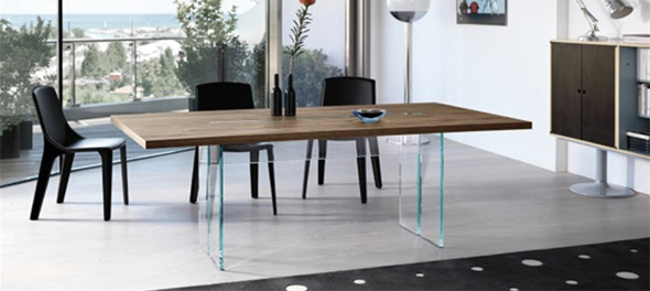 Awesome Contemporary Rectangular Dining Table Dining Tables Contemporary Dining Tables Ultra Modern