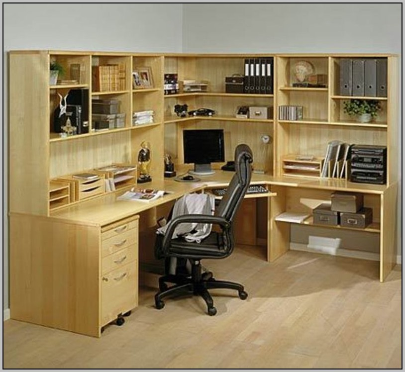 Awesome Corner Office Cabinet Attractive Corner Office Furniture Corner Home Office Furniture