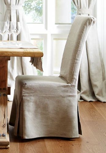 Awesome Covered Dining Chairs Best 25 Dining Chair Slipcovers Ideas On Pinterest Reupholster