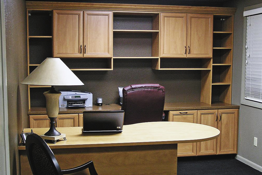 Awesome Custom Home Office Design Custom Home Office Storage Cabinets Tailored Living