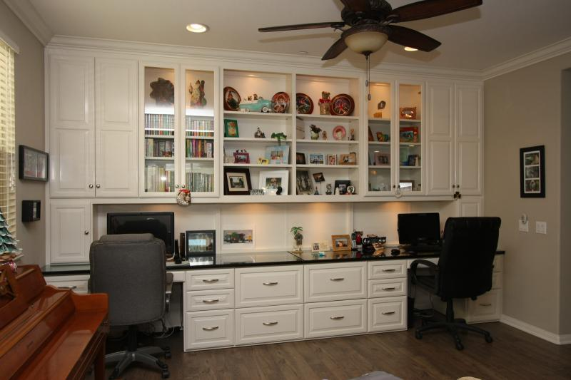 Awesome Custom Home Office Pacific Coast Custom Design Home Office Custom Designed For