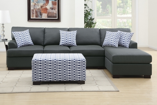 Awesome Dark Grey Chaise Lounge Coastal Dark Grey Sectional Sofa With Reversible Chaise Lounge