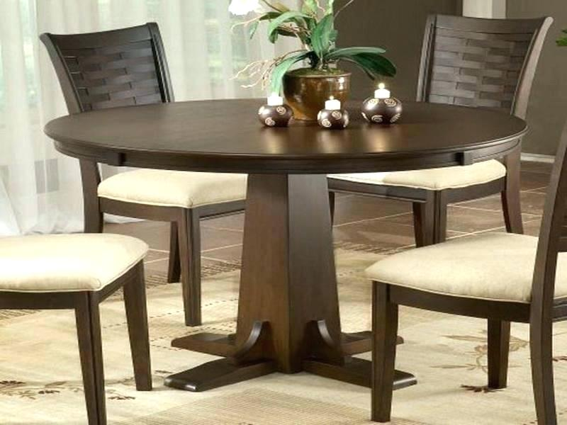 Awesome Dark Wood Round Table Dark Wood Round Dining Table And Chairs White Sale Uk Wooden Room