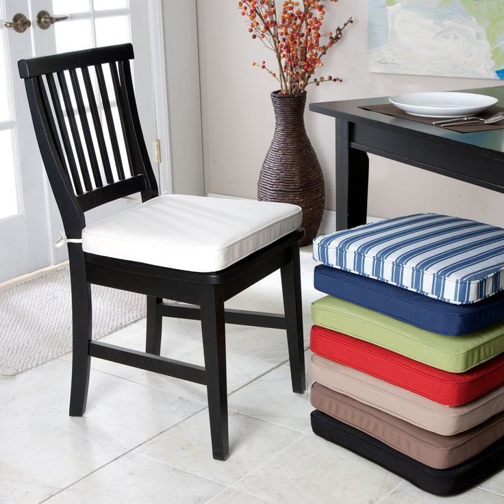 Awesome Dining Room Chair Cushions How To Find The Right Dining Chair Cushions Tcg