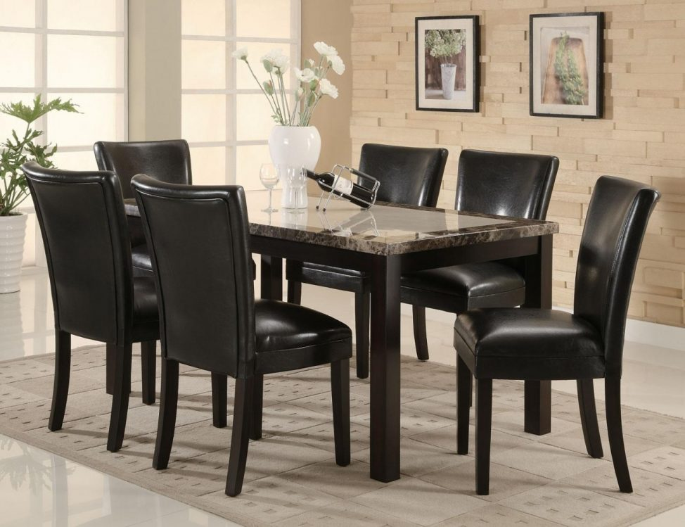 Awesome Dining Room Chairs With Studs Black Leather Dining Room Chair With Studs Tags Black Leather