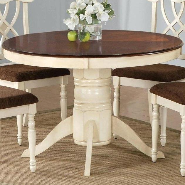 Awesome Dining Table With Leaves Round Dining Table With Leaf Extension Mitventuresco