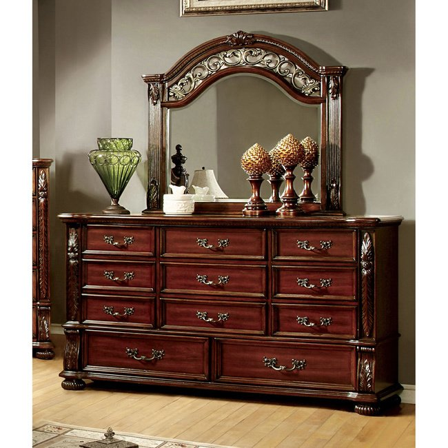 Awesome Dresser 52 Inches Wide Shop Furniture Of America Ellianne Traditional 2 Piece Dresser And
