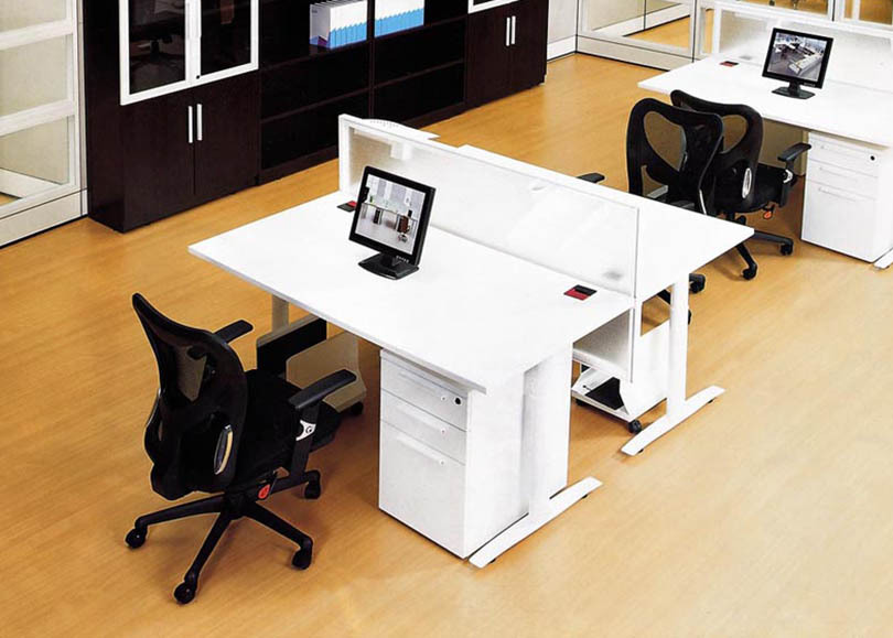 Awesome Dual Station Desk Dual Workstation Office Furniture Deskdouble To Face Office Table
