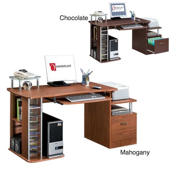 Awesome Ergonomic Computer Desk Deluxe Ergonomic Multifunction Computer Desk Free Shipping Today