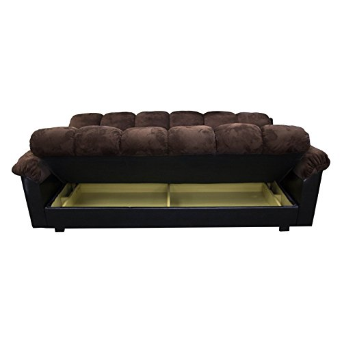 Awesome Futon Couch Bed With Storage Product Reviews Buy Milton Greens Stars London Storage Futon