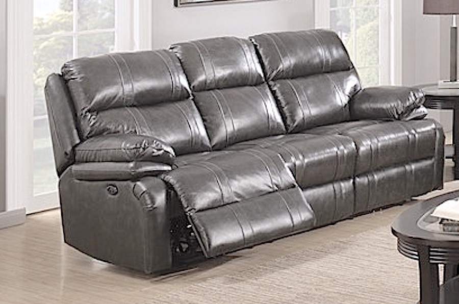 Awesome Gray Leather Sofa And Loveseat Happy Leather Archives Sam Levitz Furniture