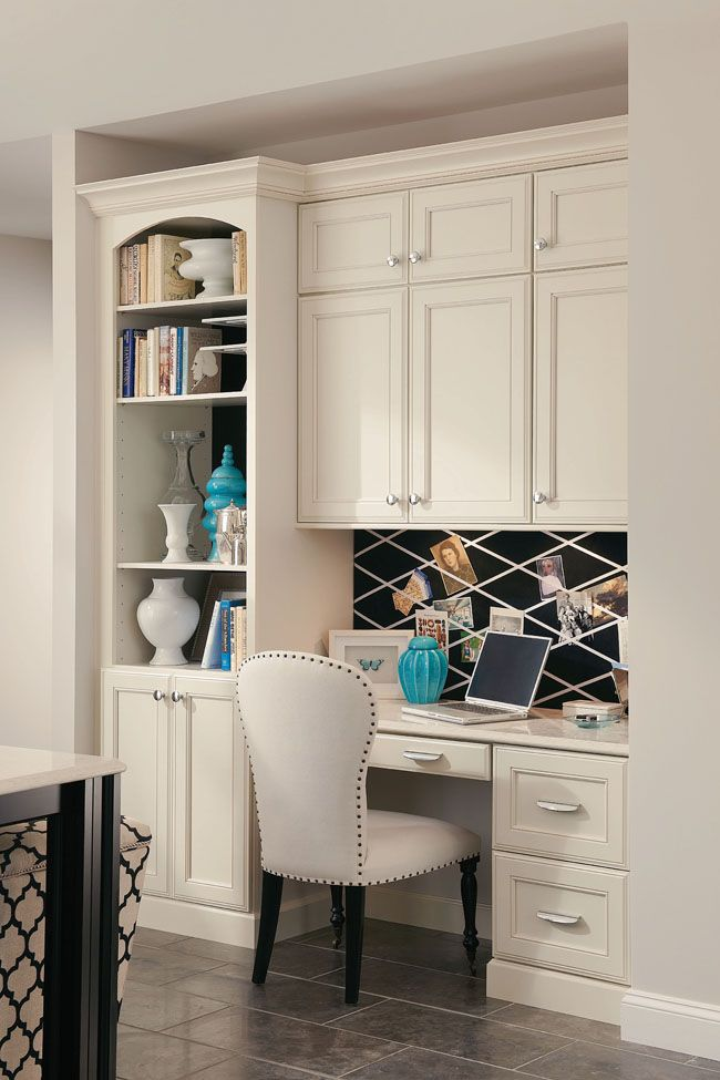 Awesome Home Office Desk And Bookcase 8 Best The Kraftmaid Office Images On Pinterest Desk Ideas