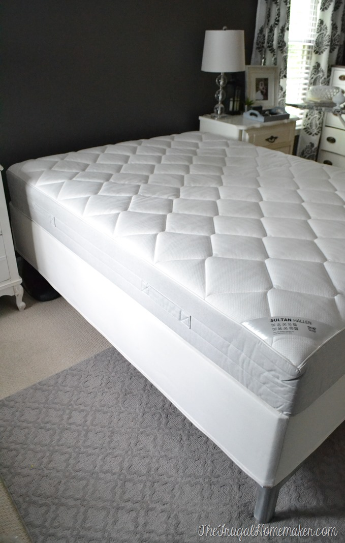 Awesome Ikea Full Size Bed And Mattress My Thoughts On Our Ikea Mattress Sultan Hallen Ikea Mattress