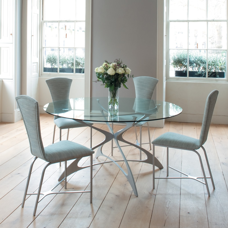 Awesome Ikea Glass Dining Table And Chairs Round Glass Dining Table For 2 Gallery Dining