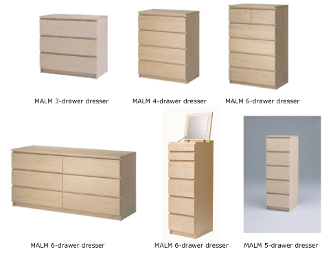 Awesome Ikea Malm Tall Dresser Ikea Is Voluntarily Recalling All Chests And Dressers That Do Not