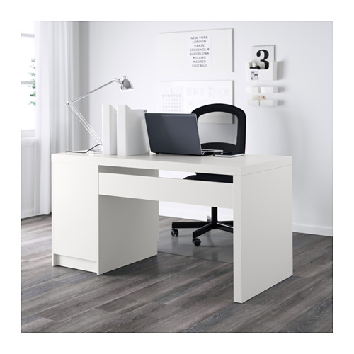 Awesome Ikea Mini Desk Malm Desk Black Brown Ikea