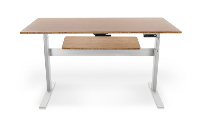 Awesome Ikea Variable Height Desk Wonderful Adjustable Height Desk Electric Ikea The Best Standing