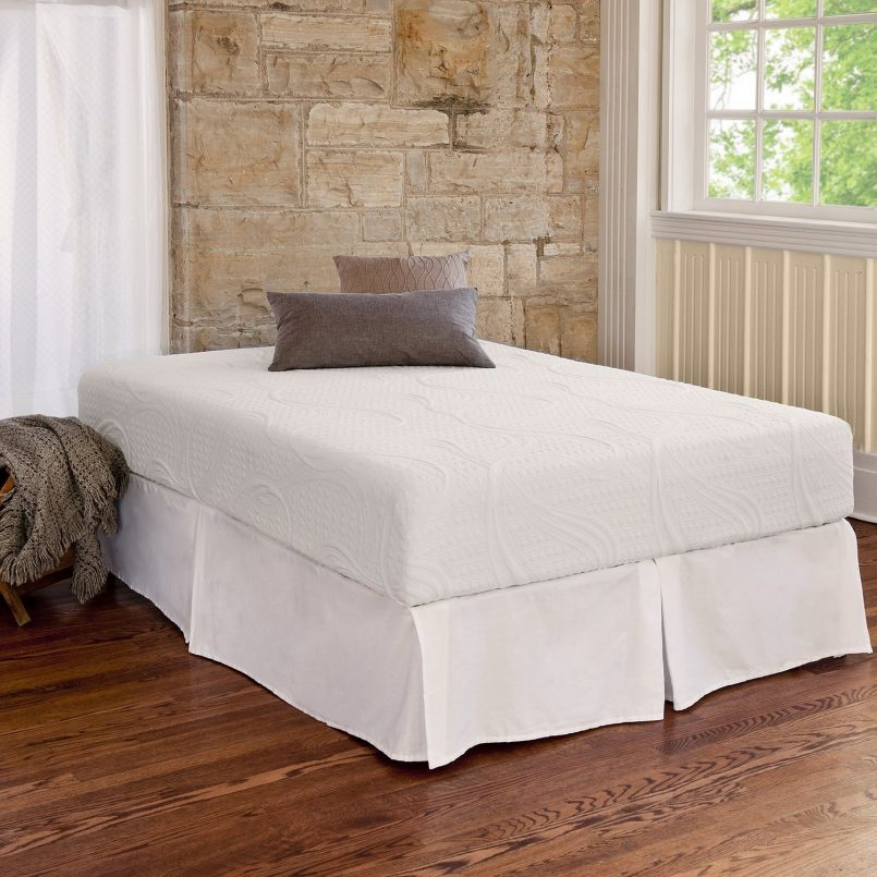 Awesome King Bed Foam Topper Bedroom Memory Foam Topper King Bed Frame For Memory Foam