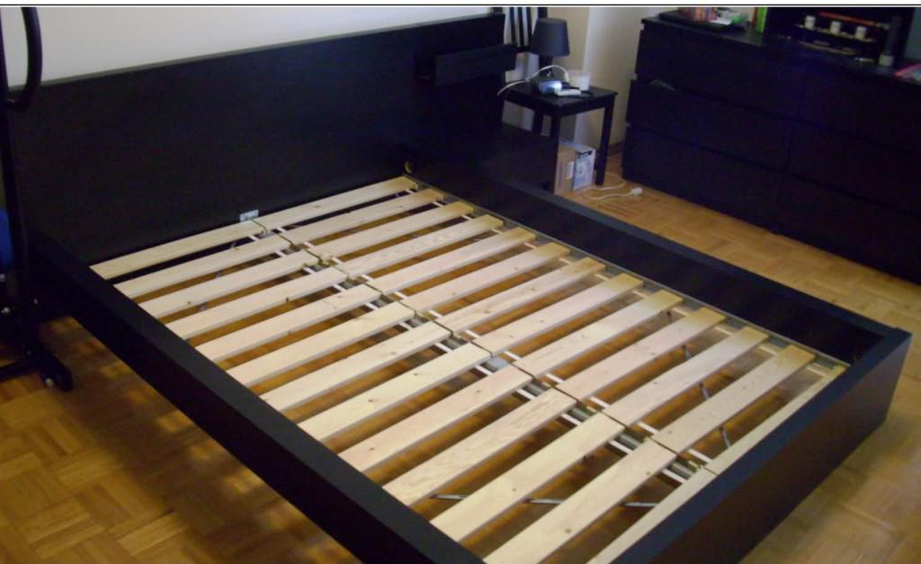 Awesome King Bed Slats With Center Support Ikea Size Home Decor Best