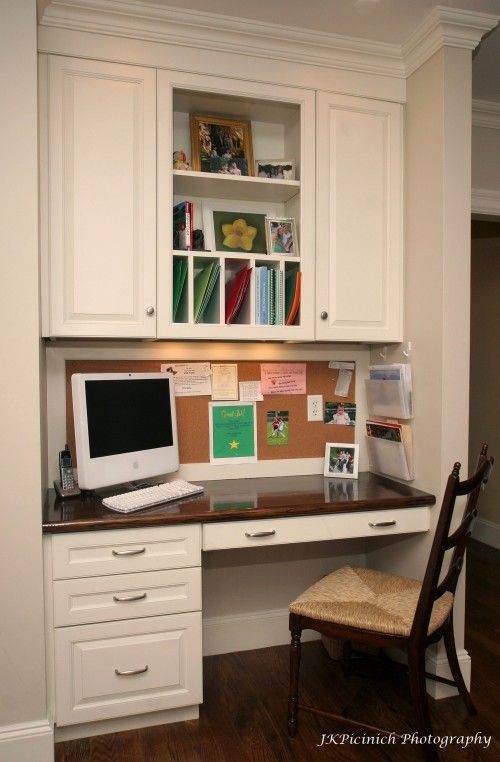Awesome Kitchen Desk Ideas Best 25 Kitchen Desk Areas Ideas On Pinterest Kitchen Office